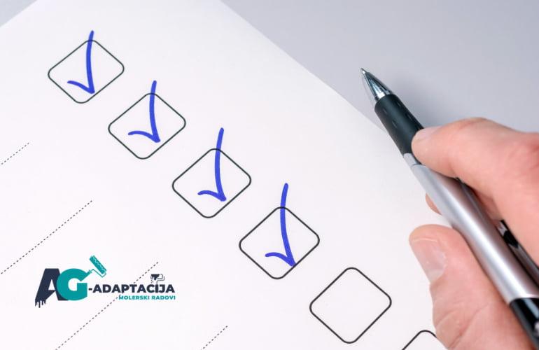 AG-Adaptacija Formular - Upitnik