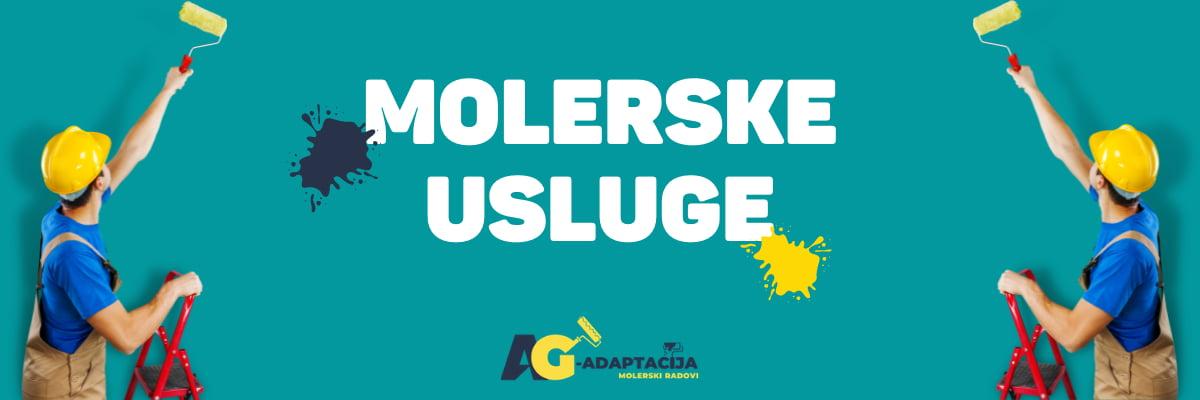 Molerske Usluge u Beogradu
