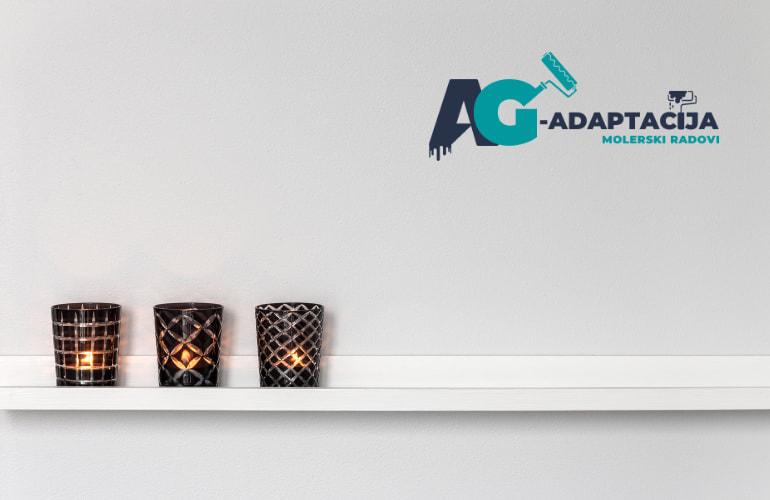 Oblaganje zidova gips pločama - AG-Adaptacija