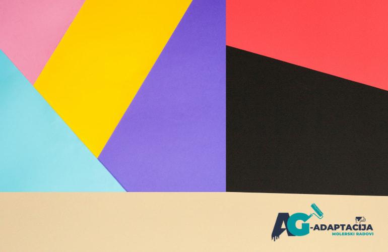 Uticaj boje na prostor - AG-Adaptacija