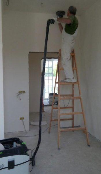 Mašina za šmirglanje zidova